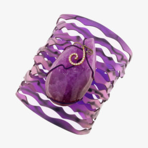 dubhe - cobaltian calcite brecelet pic2
