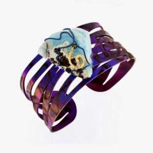 dubhe - hemimorphite bracelet pic2