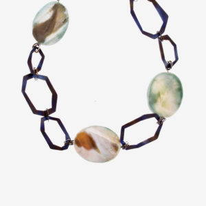 merak - agate necklace pic2
