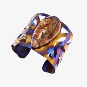 merak - lodolite bracelet pic2
