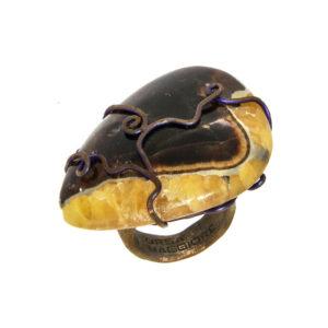 merak - septarian ring pic1