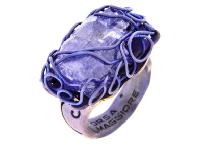 merak - tanzanite ring pic1