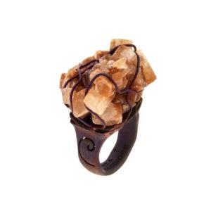 mizar - aragonite ring pic1