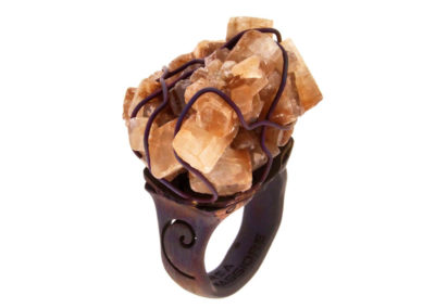 mizar - aragonite ring pic1