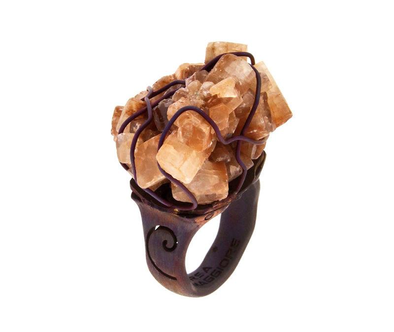 aragonite ring