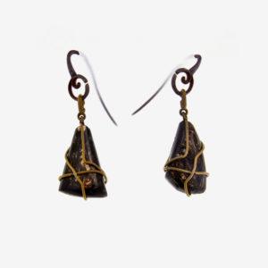 mizar - philogopite earrings pic2