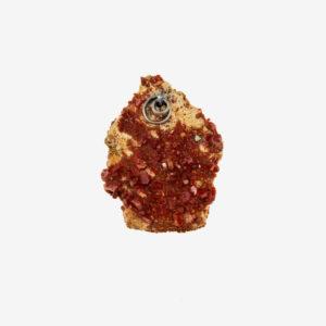 mizar - vanadinite pendant pic2