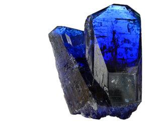 Orsa Maggiore Jewels – materials – tanzanite