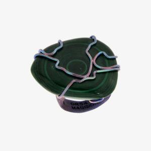merak - malachite ring pic2