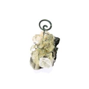 mizar - apophylite pendant pic1