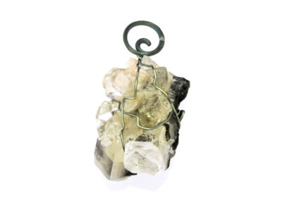 apophylite pendant