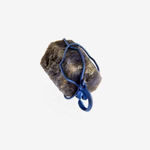 mizar - blue sapphire pendant pic2