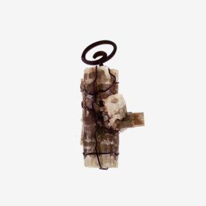 mizar - corundum pendant pic2